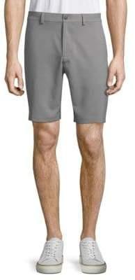 Saks Fifth Avenue BLACK Woven Golf Shorts