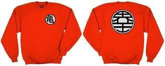 Dragon Ball Z Dragonball Z Kame Symbol Mens Pullover Sweater | S