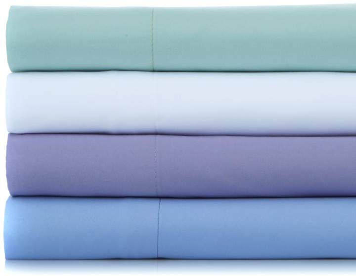 Concierge Collection Microfiber 4-piece Sheet Set - Twin