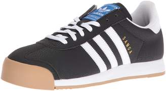 adidas Men's Samoa Retro Sneaker Fashion