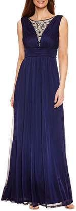 Oceanaut Melrose Sleeveless Evening Gown