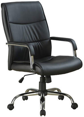 Monarch Faux Leather Office Chair