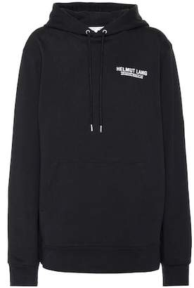 Helmut Lang Limited Edition cotton hoodie
