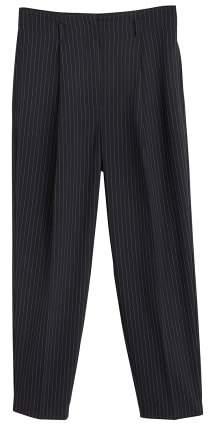 Pinstripe suit pants