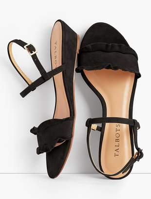 Talbots Capri Wedge Sandals