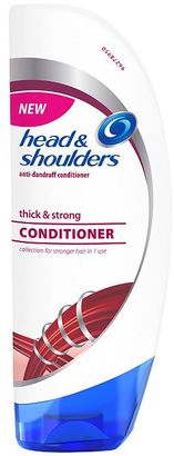 Head & Shoulders Conditioner Thick & Strong 400ml