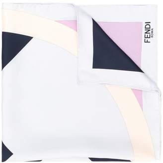 Fendi F Is Foulard scarf