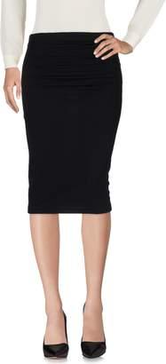 Donna Karan Knee length skirts - Item 35299299AE