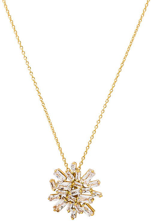 Amara Cluster Necklace