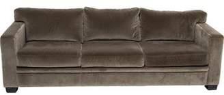 Ecart International Velvet 3-Seat Sofa