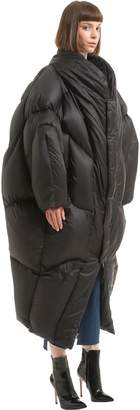 Oversized Puffer Long Down Jacket