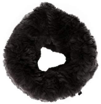 Glamour Puss Glamourpuss Knitted Fur Snood