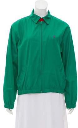 Ralph Lauren Lightweight Long Sleeve Jacket