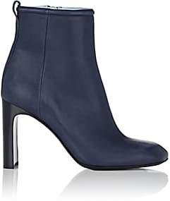Rag & Bone Women's Ellis Leather Ankle Boots-Navy