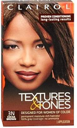 Clairol Textures & Tones 3N Cocoa Brown