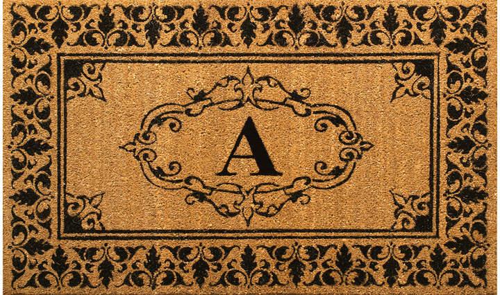 'A' Doormat