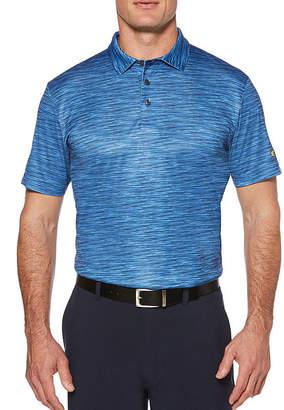 JACK NICKLAUS Jack Nicklaus Short Sleeve Pattern Polo Shirt