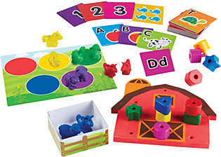 Learning Resources All Ready for Toddler Time A