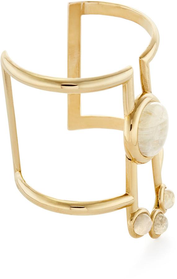 Pamela Love Brass Comet Cuff