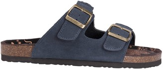 Muk Luks Slide Sandals - Juliette