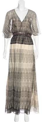 Jenni Kayne Printed Maxi Dress