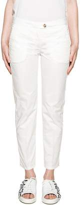 Woolrich White New York Trousers