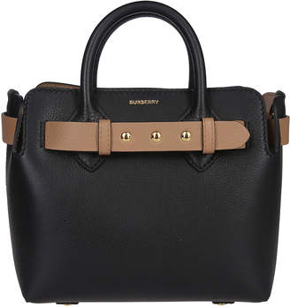 Burberry Belted Tote