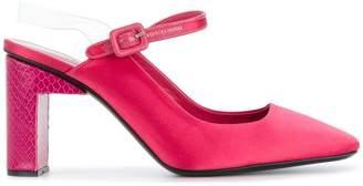 Alyx sling back square toe sandals