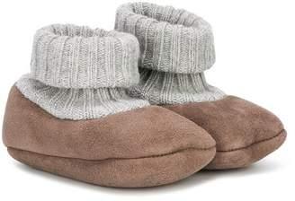 Pépé sock booties