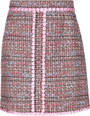 Moschino Knee length skirts