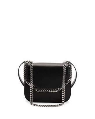 Stella McCartney Falabella Box Bird Shoulder Bag, Black