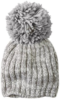Kids Chunky Marled Hat $25 thestylecure.com