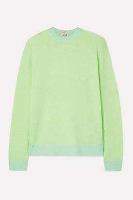 Acne Studios Cashmere Sweater - Mint