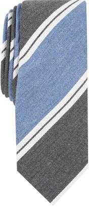 Original Penguin Penguin Men's Blackmun Stripe Skinny Tie