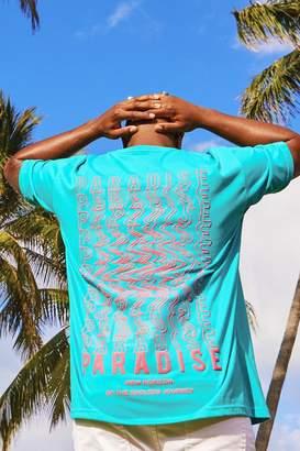boohoo Big & Tall Loose Fit T-Shirt Back Print