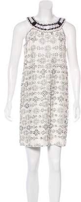 Emilio Pucci Embellished Shift Dress w/ Tags
