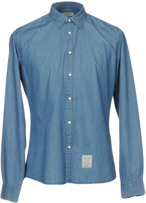 Fred Mello Denim shirts - Item 38690632