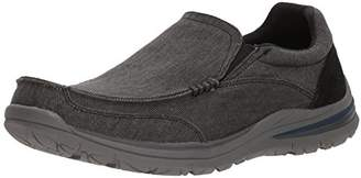 Skechers Men's Classic Fit-Superior 2.0-Vorado Moccasin