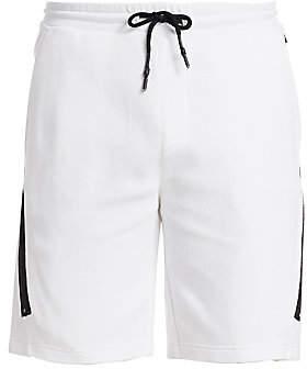 Madison Supply Men's Pique Zipper Shorts