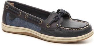 Sperry Barrelfish Denim Boat Shoe - Women's
