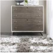 Hooker Furniture Nilles Contemporary 2 Drawer Lateral Filing Cabinet