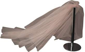 LBveils Wedding Veil Any Length Crystal Diamante All Over 2 Tier LBV151 LB Veils UK