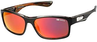 Nascar Racerx 104P Polarized Rectangle Sunglasses
