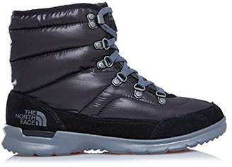 The North Face Women's ThermoBall Lace II Winter Bootie Blk/Gry