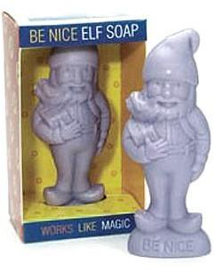 Elf Soap From Sweden