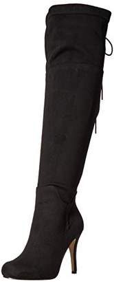 Madden-Girl Women's Loolaaa Riding Boot