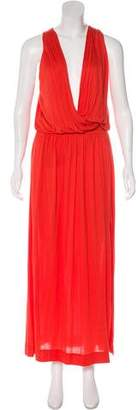 Robert Rodriguez Sleeveless Maxi Dress