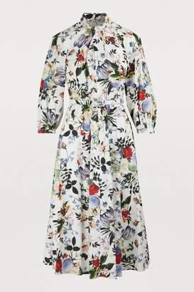 Erdem Adrienne dress
