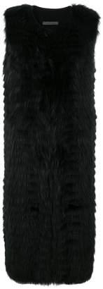 Simonetta Ravizza round neck waistcoat