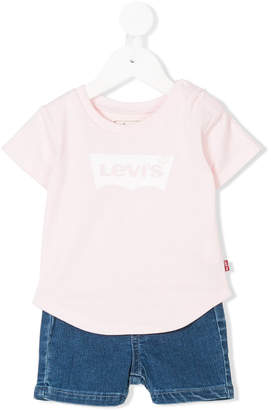 Levi's Kids T-shirt and jeans set